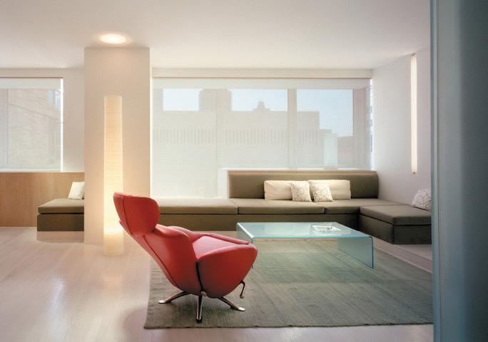 Tre esempi di luci a led nel design di interni arredica for Luci led per interni