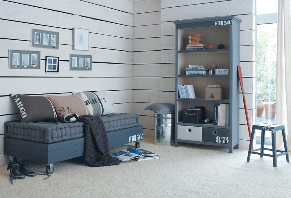 Tipografia arredamento e design arredica - Maison du monde divano roma ...